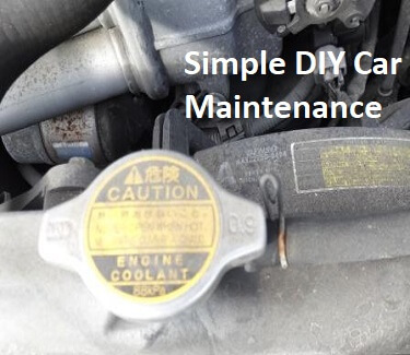 Simple DIY Car Maintenance